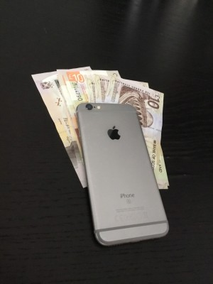 CASH paid on the spot for Smartphones!
