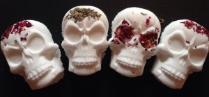 Skull bath bombs 4