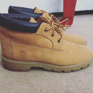 Timberland ankle boots  size 5
