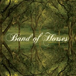 Band of Horses CD - Everything All the Time