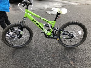 Bike which would suit a 6 to 8yr old