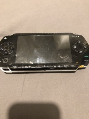 PSP works fine apart from the analog come off