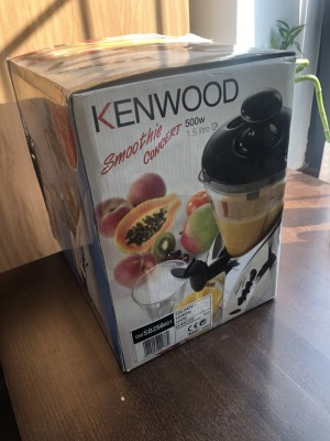 Kenwood smoothie concert