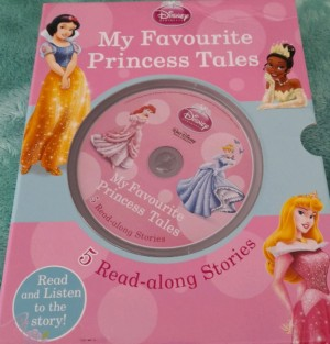 Princess cd