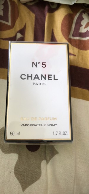 No 5 Chanel parfum 50 ml