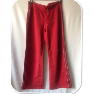 Beautiful WhiteStaff Relaxed Trousers