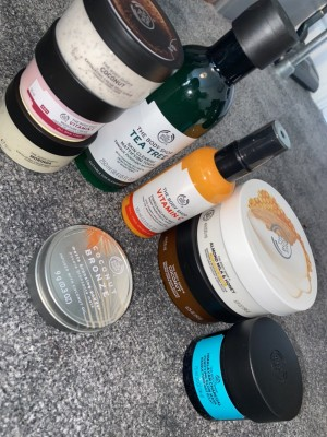 Beauty and skin products