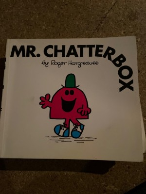 Mr Chatterbox book