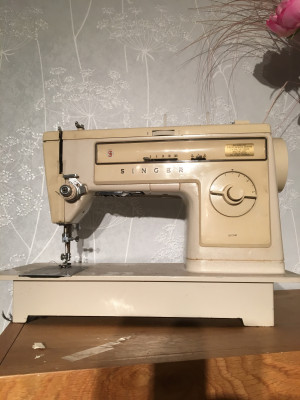 Singer 502 sewing machine