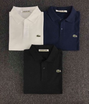 Lacoste polo shirts for men- All sizes- All colours