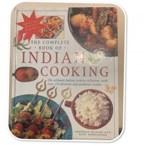 Complete Indian Cooking Book
