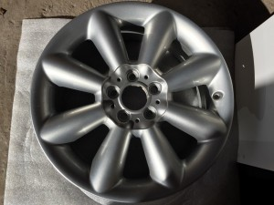 Mini 17 inch alloy wheel rim