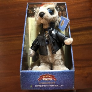 Vassily Meerkat As New in Box with Certificate