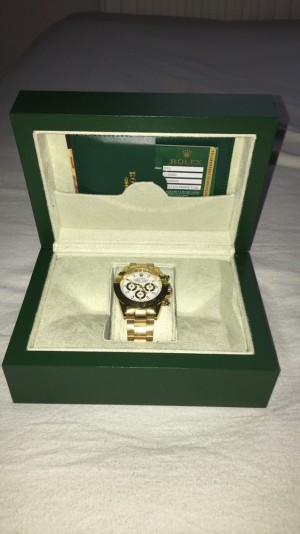 Rolex Oyster Perpetual Daytona Automatic Watch