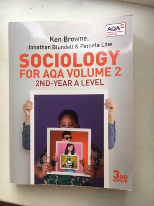 AQA A Level Sociology Textbook