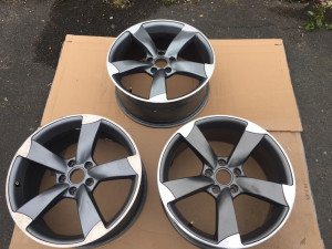 3 18 Inch Replica Rotor Alloys