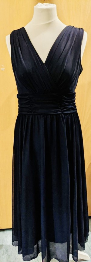 Connected Apparel dress gown -free shipping