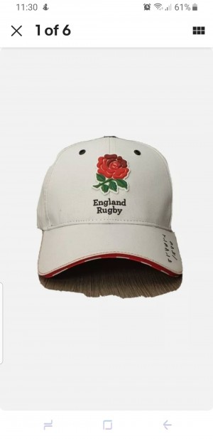 England rugby 2019 world cup cap
