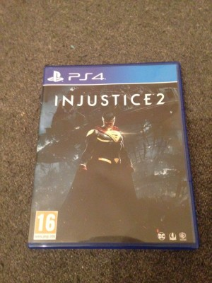 Injustice 2 - PS4, Mint Condition