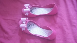 Girls Zaxy Shoes size 2