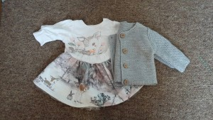 newborn girls outfit