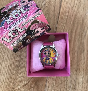 LOL Surprise Doll Watch