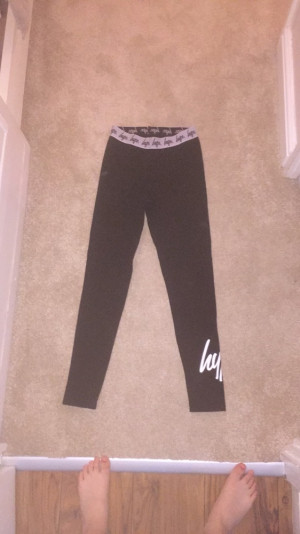 Hype leggings , £7.00