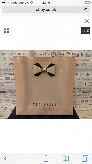 Ted baker bag £15 each all new come on lady