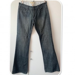 Stunning French Connection BootCut Denim Trousers