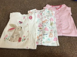 pack of 3 baby grows from next