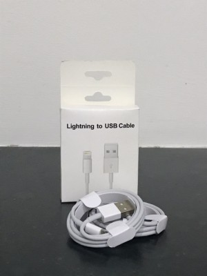 Apple Lightning USB Charging Cable