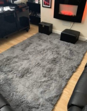 Shaggy Shagpile Rug New