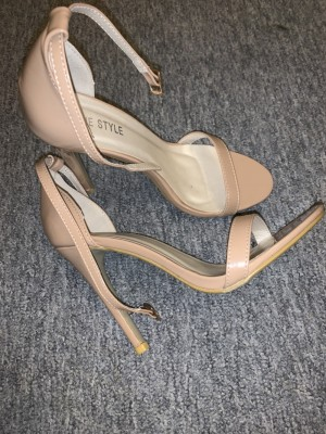 In the style nude heels
