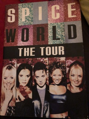 Spice Girls World Tour Program