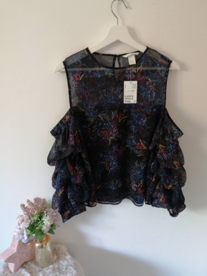 gorgeous blouse from H&M