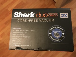 Shark DuoClean Cord-Free Flexology