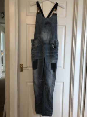 Soul Cal Dungarees - Size 10/12