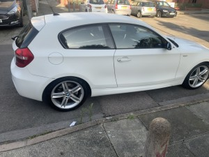 BMW 1 SERIES M SPORT 118D 3 DOOR