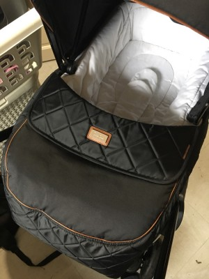 Limited Edition Silver Cross Country Club Pram/pushchair