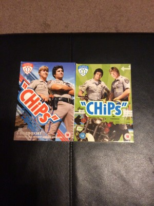 Chips seasons 1 & 2