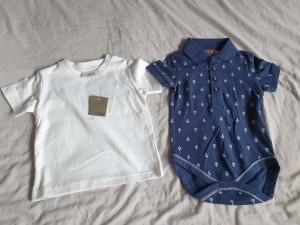 Baby clothes 6 to 9 months