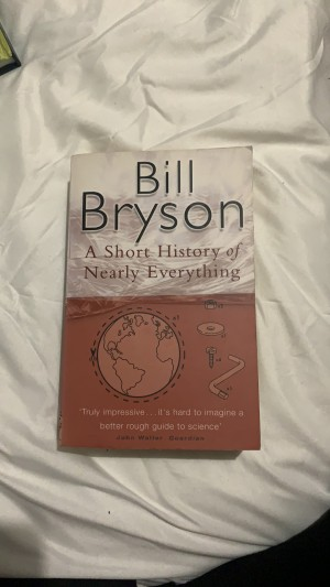 Bill Bryson Short History of Nearly Everything