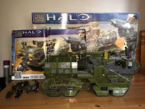 HALO REACH ELEPHANT, BOX AND INSTRUCTIONS INCLUDED. OPEN FOR OFFERS