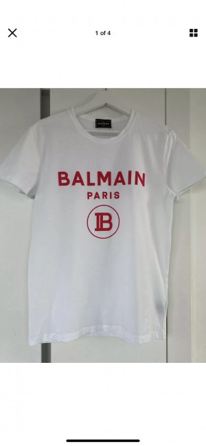 Balmain Exclusive T-shirt from Flannels
