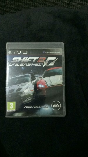 Shift2 unleashed  (ps3)