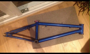 Bmx frame              Swap for mountain bikes