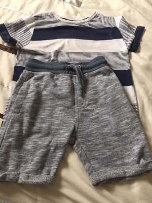 Boys bundle of clothes used