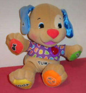 Fisher Price Laugh And Learn To Play Puppy