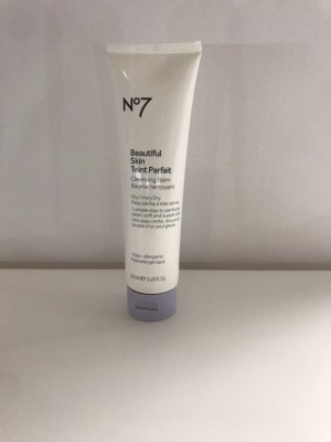 No7 Beautiful Skin Cleansing Balm 150ml (Dry/Very Dry)