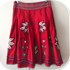 Absolutely gorgeous Summer Skirt by Whistle